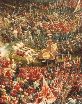 Alexande military tactics