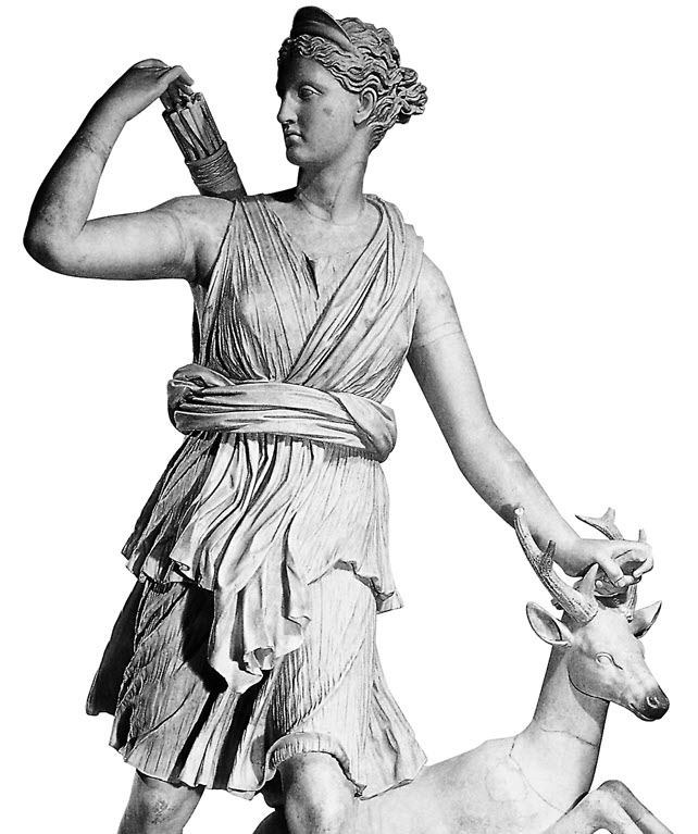 Artemis greek goddess