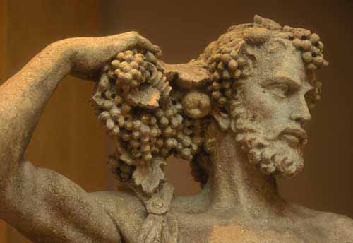 Bacchus- The Roman God of Wine and Fertility