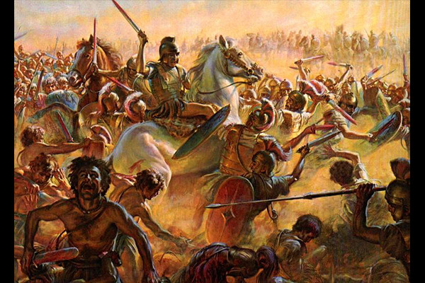 battle-of-trebia -punic -war