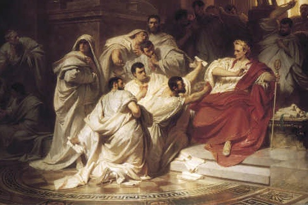 Caesar as a dictator for life meant the end of Roman republic