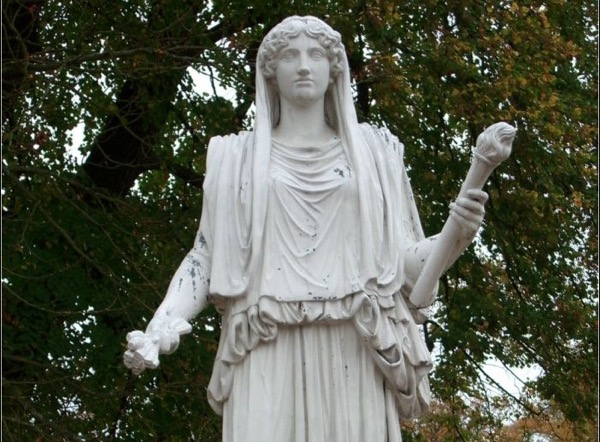 Ceres, The Goddess of Agriculture, and Motherly Relationship