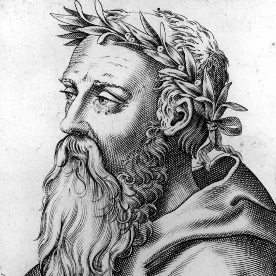 Greek Philosopher Empedocles