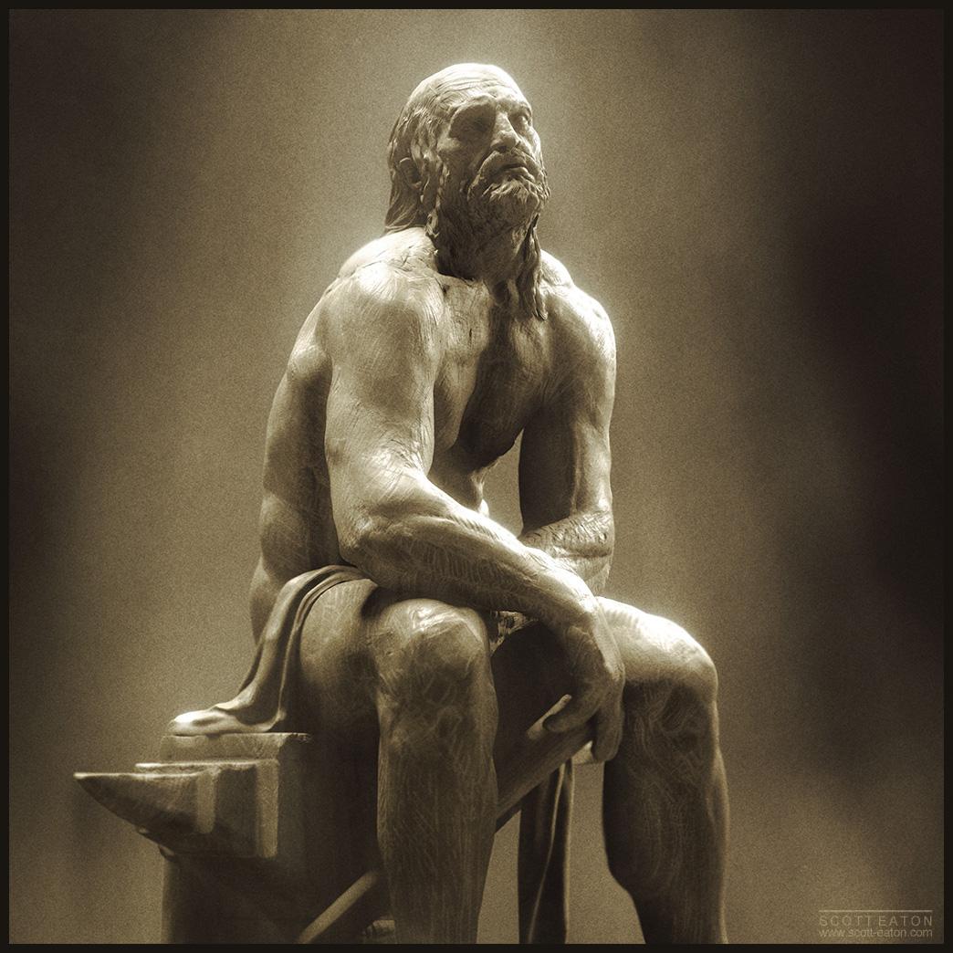 Hephaestus greek god
