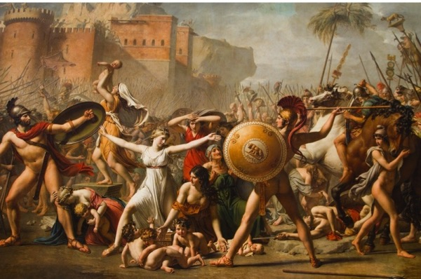 Invasion of Romans