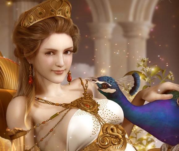 Juno Roman Goddesses