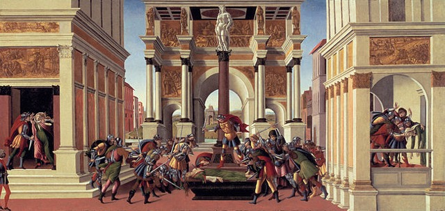mythology of Legend of Lucretia