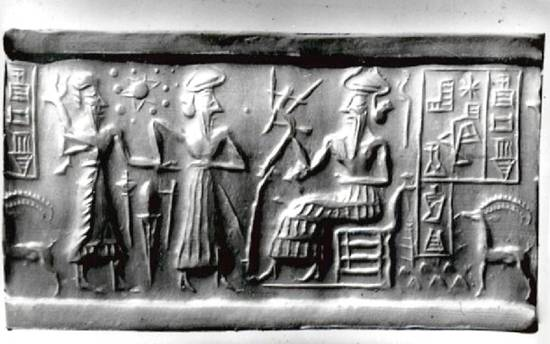 Monarchy system in sumer