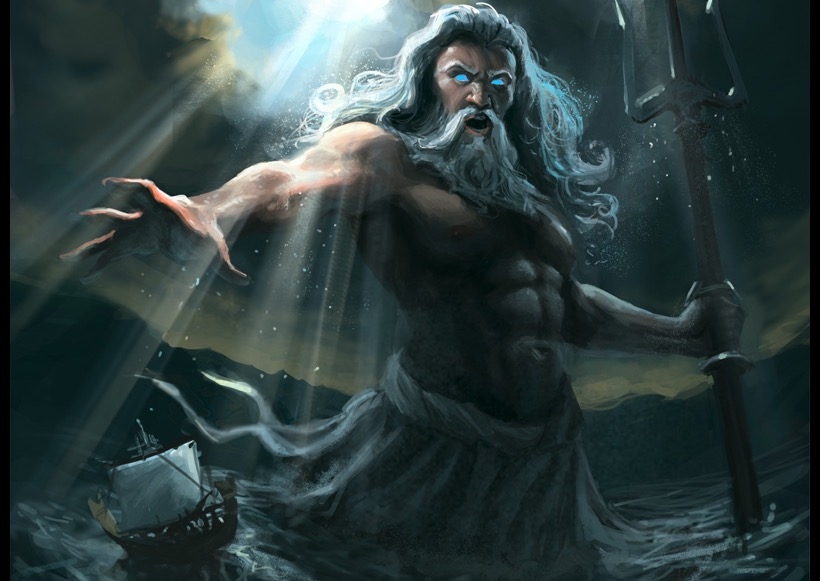 Neptune- The Roman God of Sea