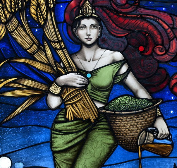 Ninkasi- The Goddess of Beer'