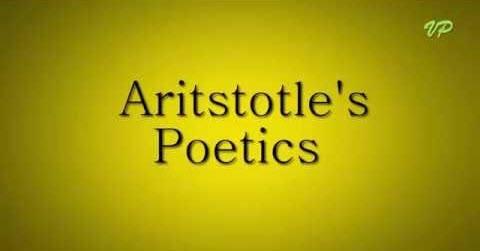 Poetics Aristotle