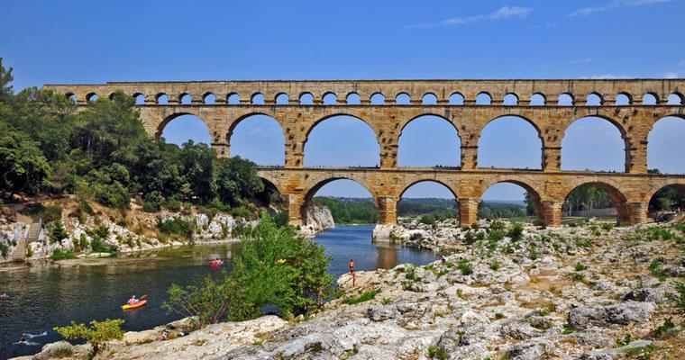Pont du Gard Rome