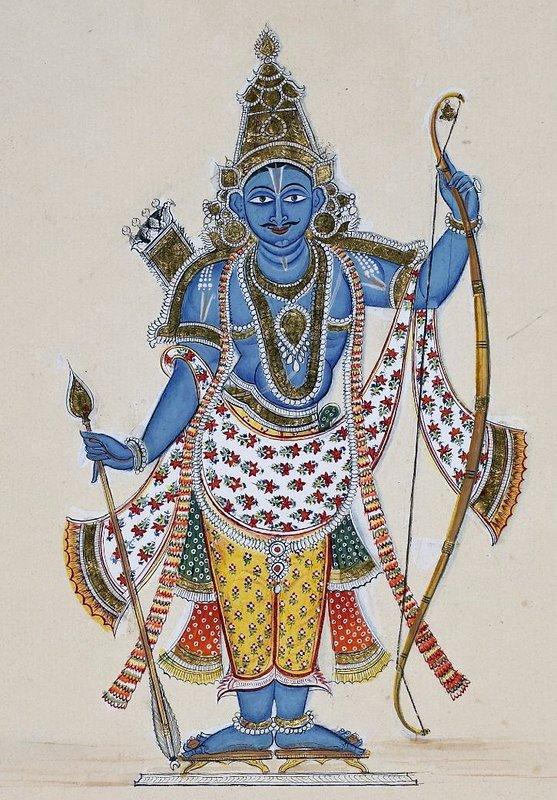 Ram Hindu god