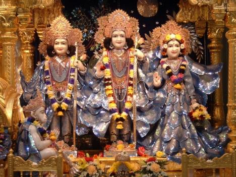 Rama, Laxamana, Ravana treta yuga