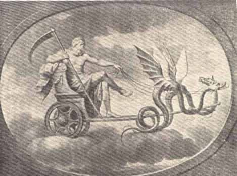 Saturn- The Roman God of Time, Wealth, Agriculture