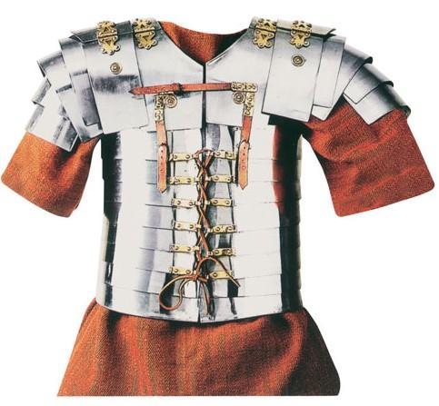 Segmented Armor (Lorica Segmentata)
