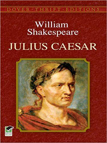 Shakespearean literature caesar