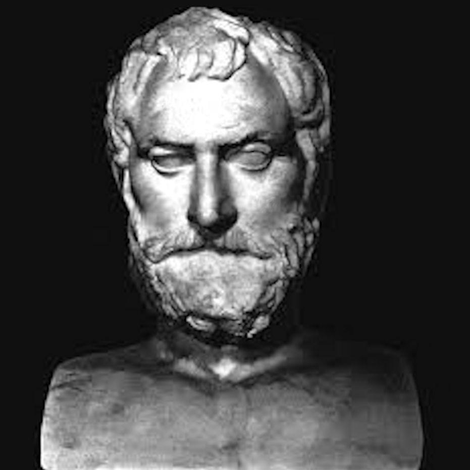 Thales of Miletus Greek philosopher