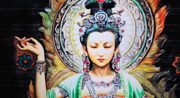 The Pilgrimage Mythology -Kwan Yin