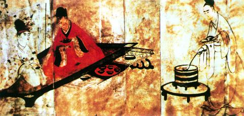 Tofu ancient china