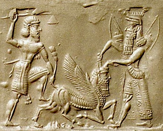 Gilgamesh was ardent to find Utnapishtim