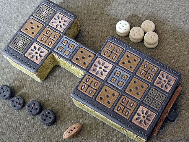 board game Sumerian inventions