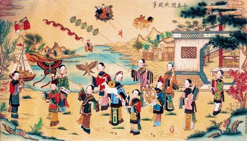 kites invention china