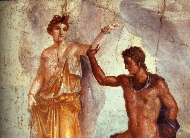 left handed roman