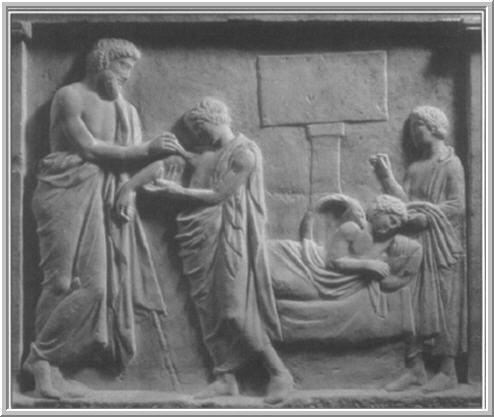 medicine in ancient greece