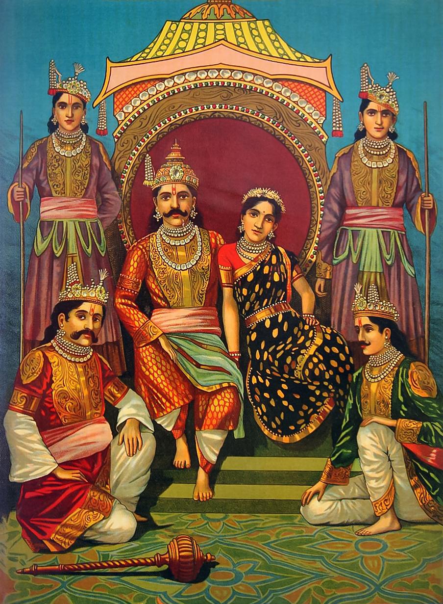 pandav Mahabharat