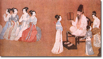 silk ancient china inventions