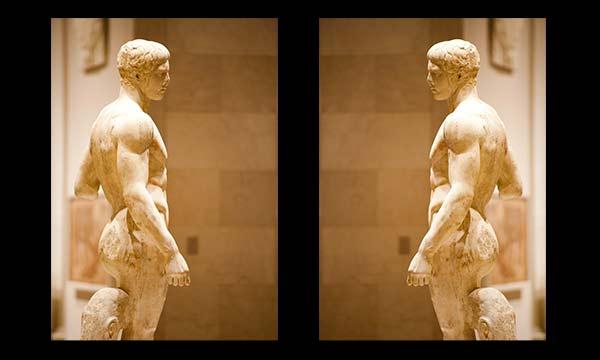 the spear bearer Doryphoros