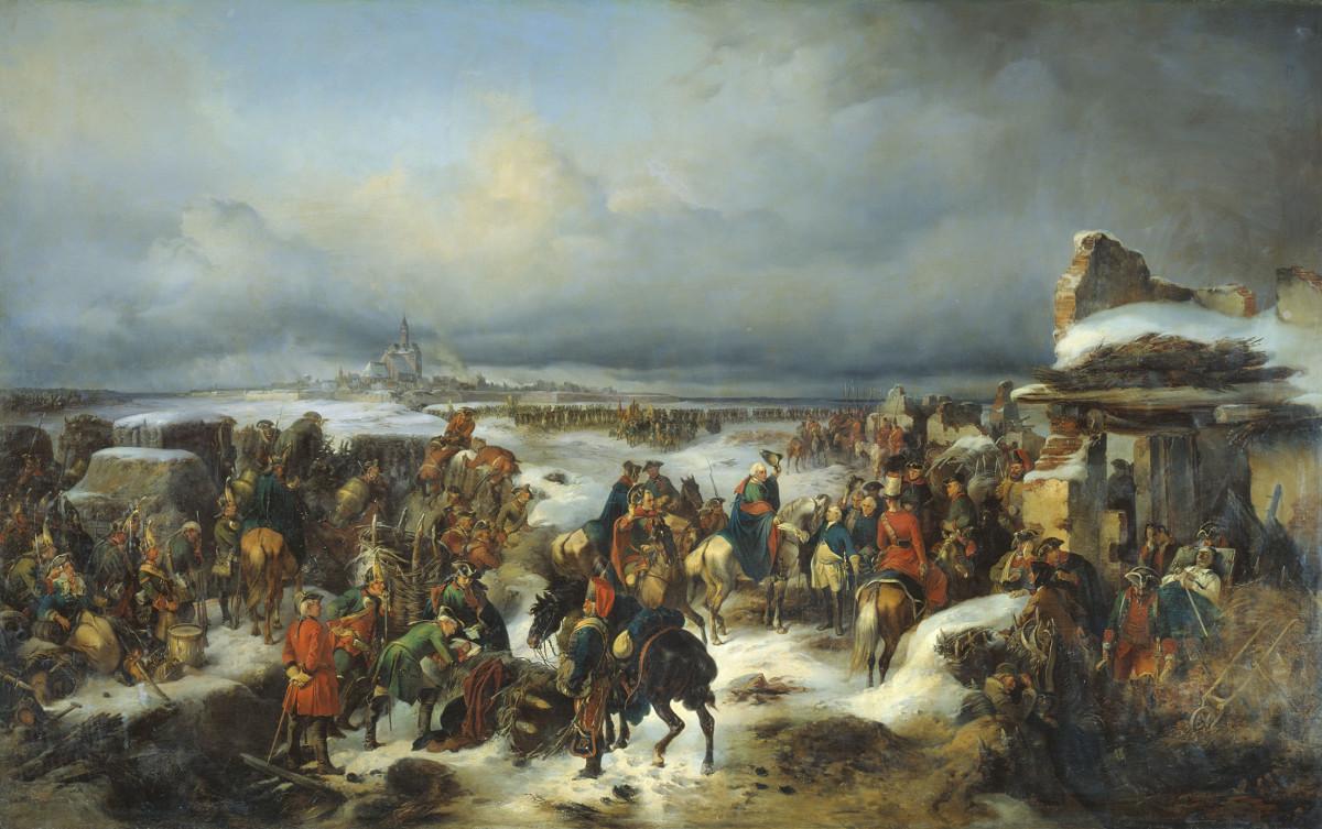 Guerre de Sept Ans 1756-63