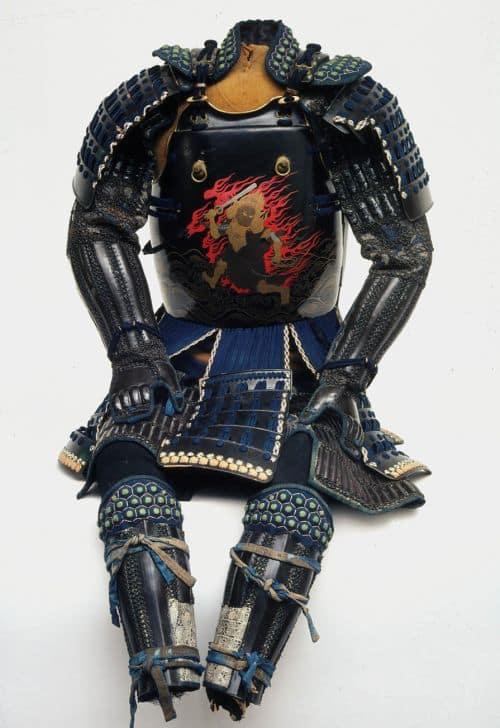 L'armure des Samouraïs (après le 16ème siècle)