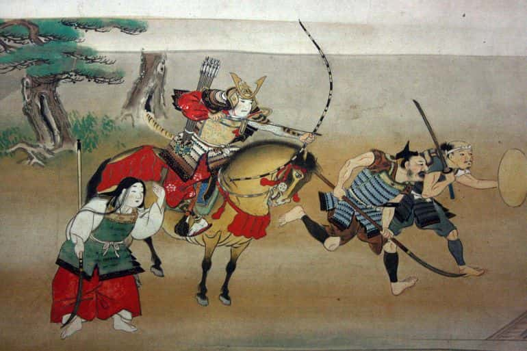 Le Samouraï médiéval (Xe - XVe siècle)