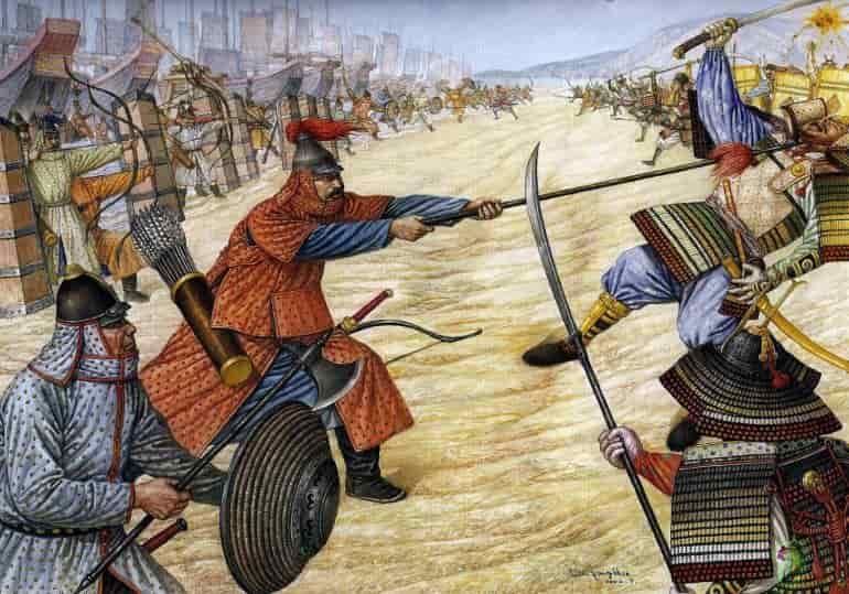 Le 'Test' mongol