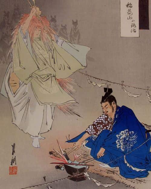 Le mode de vie des Samouraïs en temps de paix