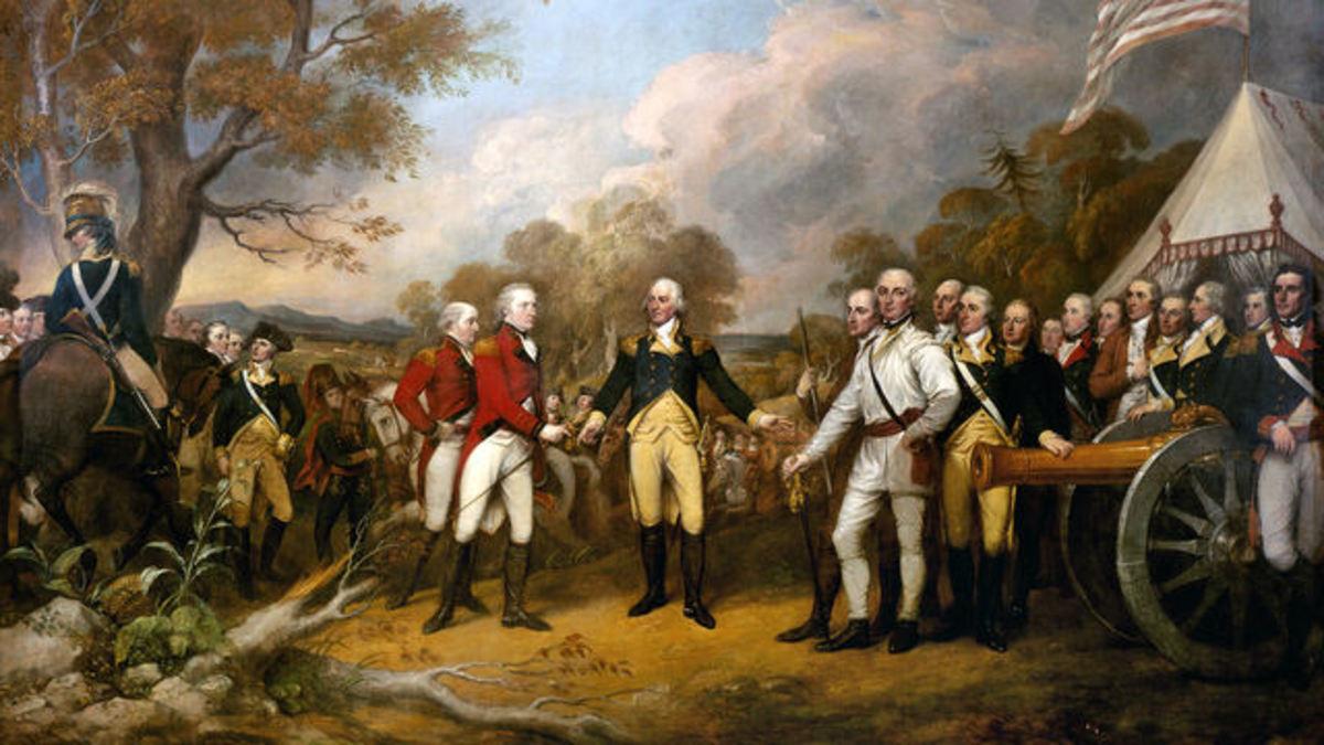 Révolution américaine 1765 -1783