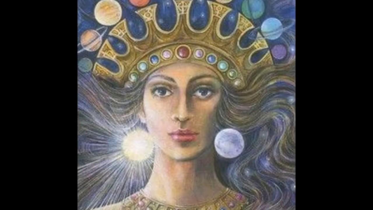 Inanna deesse mesopotamie