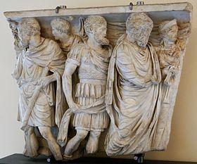 funerailles rome