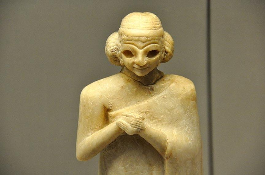 nammu dieu mesopotamie