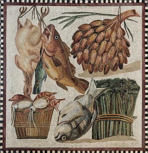 rome nourriture