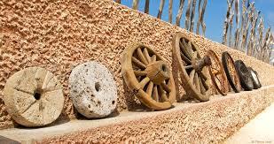 invention roue mesopotamie