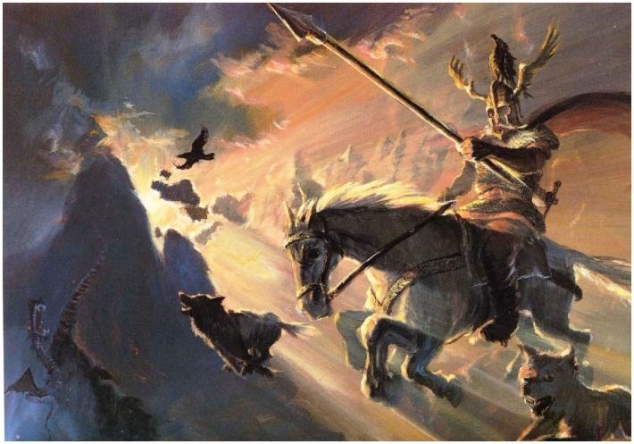 Résultats de recherche d'images pour «Dieux nordiques»