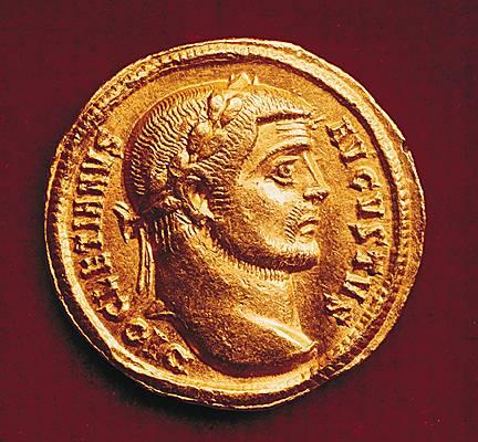 Dioclétien empereur