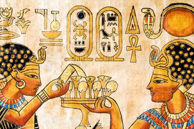 urine egypte ancienne