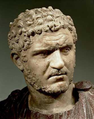 Caracalla empereur