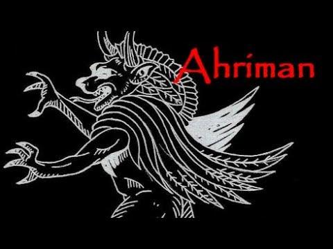 Ahriman dieu
