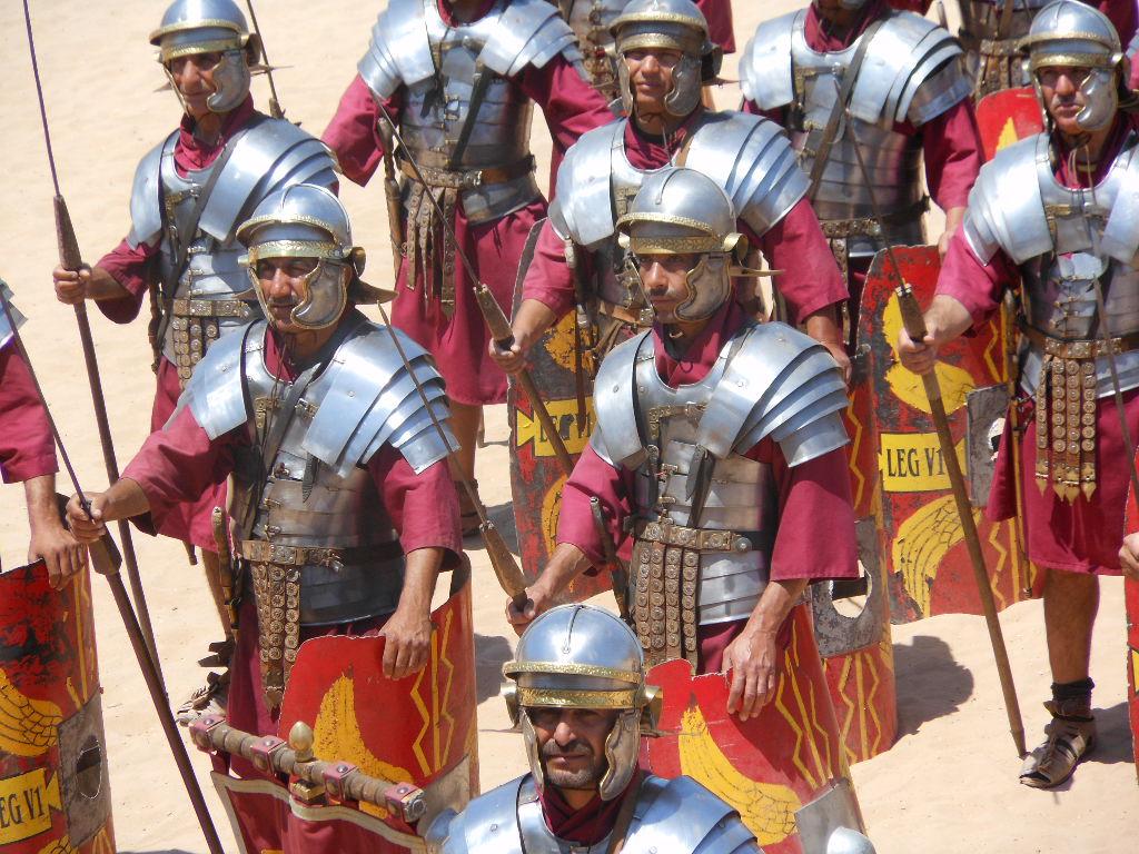 romain legionnaire