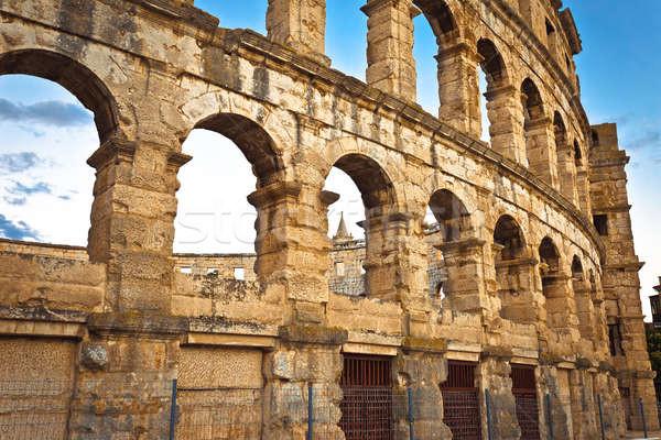arena romain